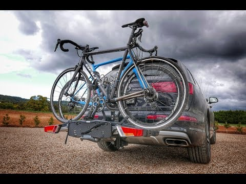 thule easyfold xt 2 review and demonstration