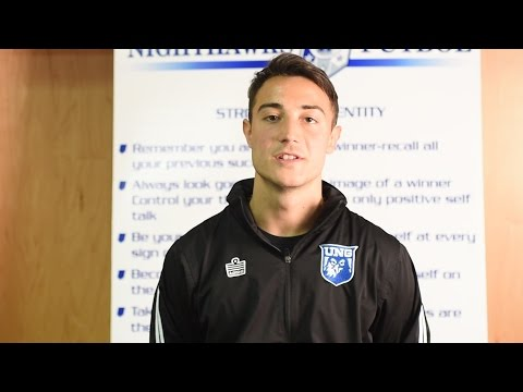 UNG scholarship recipient Acimovic says thanks