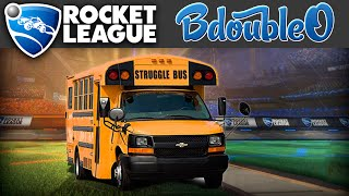 Rocket League Gameplay :: Ride the Struggle Bus!