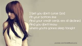 Watch Christina Grimmie I Bet You Dont Curse God video