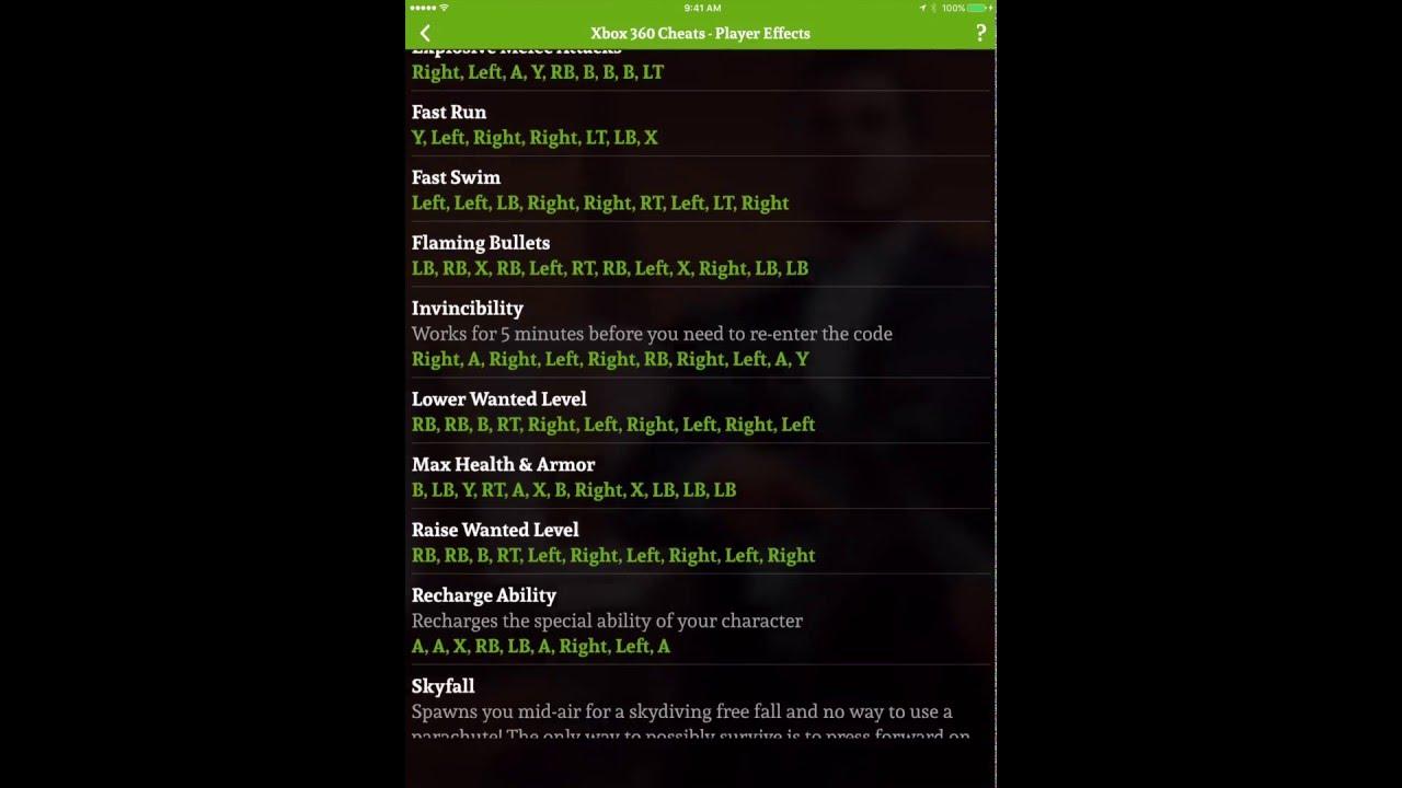 GTA 5 Cheats App - GTA BOOM