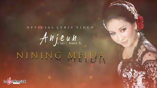 Nining Meida - Anjeun (Official Lyric Video)