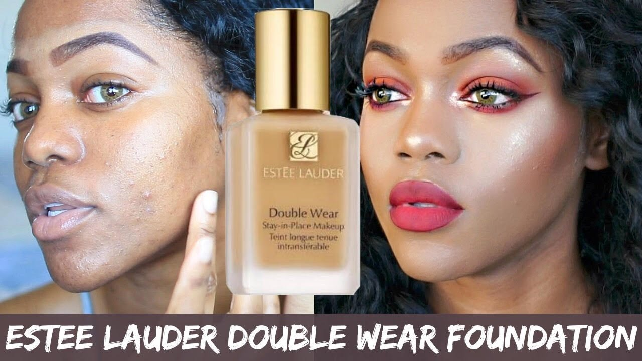 Estee Lauder Double Wear Foundation Review On Oily Skin Luchi Loyale You