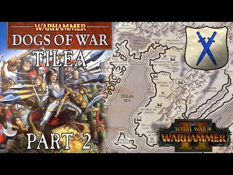 Dogs of War: Pt. 2 (Asarnil, Long Drong, Beorg & More) | Total War: Warhammer 2