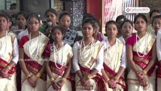 Christmas Celebrations @ Divine Renewal Retreat Centre, Margherita, Tinsukia, Assam. 26-12-2016
