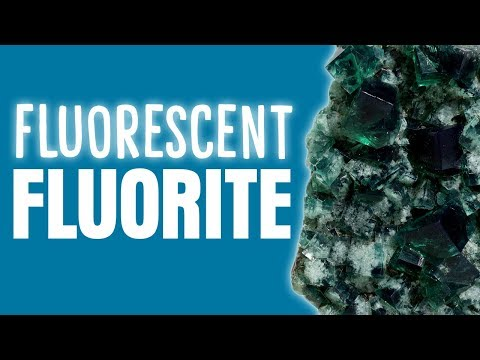 Unboxing FLUORESCENT Fluorite