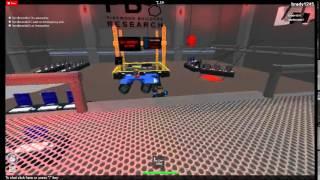 ROBLOX Core Meltdown