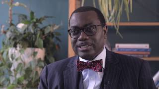 Interview of the President of the African Development Bank with Voice of America