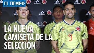 En Japón se presentó nueva camiseta de Selección Colombia |EL TIEMPO