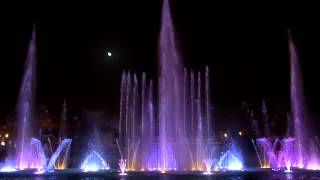 Dancing Musical Fountain In Global Village. Hussain Al Jasmi.