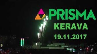 Prisma Kerava, ilotulitus 19.11.2017