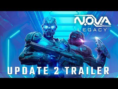 N.O.V.A. Legacy - Update 2 Trailer