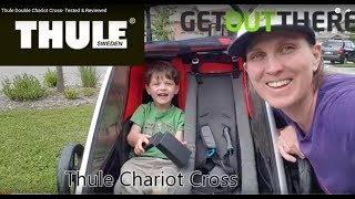 Thule Double Chariot Cross Tested & Reviewed