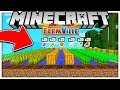 MINECRAFT MODDED FANTASY FARMING MINIGAME - FARMVILLE IN MINECRAFT