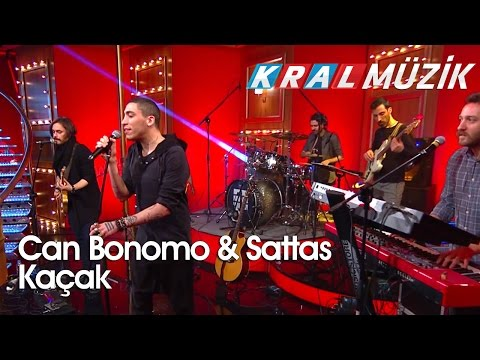 Kral POP Akustik - Can Bonomo & Sattas - Kaçak