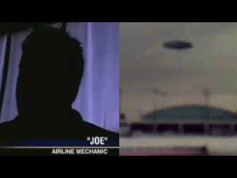 "Interview with Airline Mechanic ""Joe"" on Chicago's O'Hare Airport UFO Encounter in 2006 - FindingUFO"