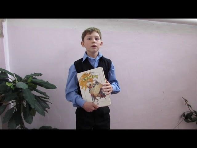 Изображение предпросмотра прочтения – АрсенийПаначев читает произведение «Наше  царство» М.И.Цветаевой