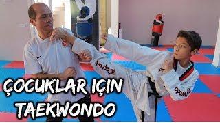 Çocuklar İçin Taekwondo ; Taekwondo nedir , kimler yapabilir ?