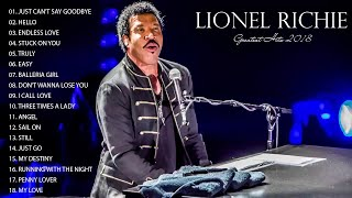 Lionel Richie Greatest Hits Full Album LIVE - Best Songs Of Lionel Richie