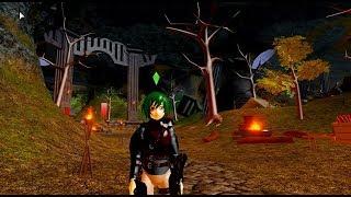 ROBLOX | Sword Art Eclipse | Dungeon Maze & Boss!