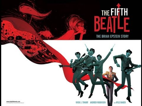 THE FIFTH BEATLE INTRODUCED AT COMIC CON, MOVIE IN THE WORKS