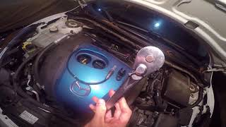Mazda Engine Code P2243 + P2251 DIY Fix!
