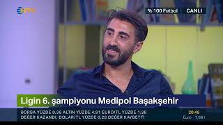 %100 Futbol (Şampiyon Medipol Başakşehir Özel)