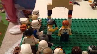 The Talent Show - LEGO® stop-motion animation