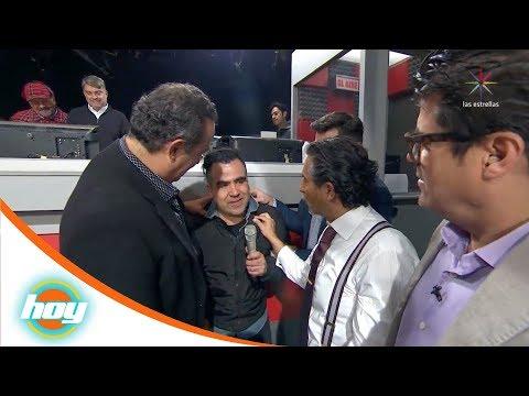 Omar Fierro y Raúl Araiza contra Big Brother | ¡Basta! | Hoy