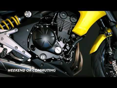Kawasaki ER-6n 2012 [HD]