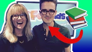 Tom Fletcher (McFly star and author) on writing for kids!