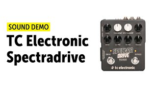 TC Electronic Spectradrive sound samples (no talking)