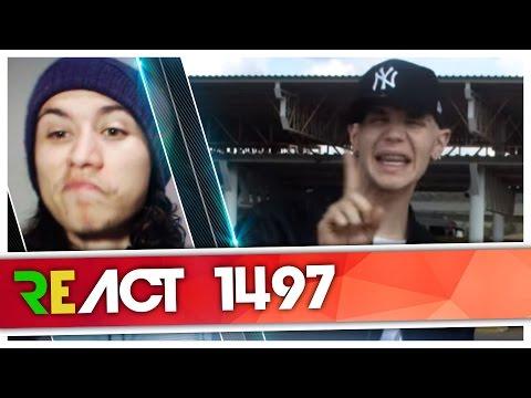 """React 1497 Costa Gold - """"Quem Tava Lá?"""" Com: Marechal e Luccas Carlos (Prod. Lotto)"""
