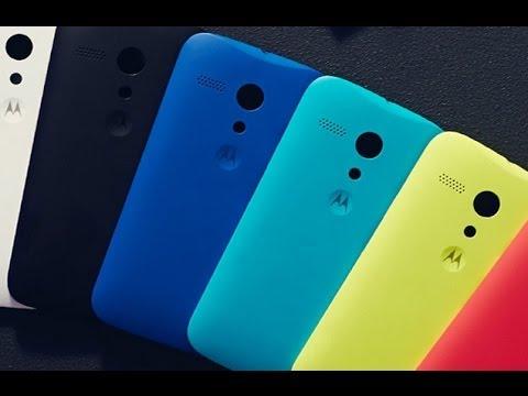 Motorola Moto G İncelemesi