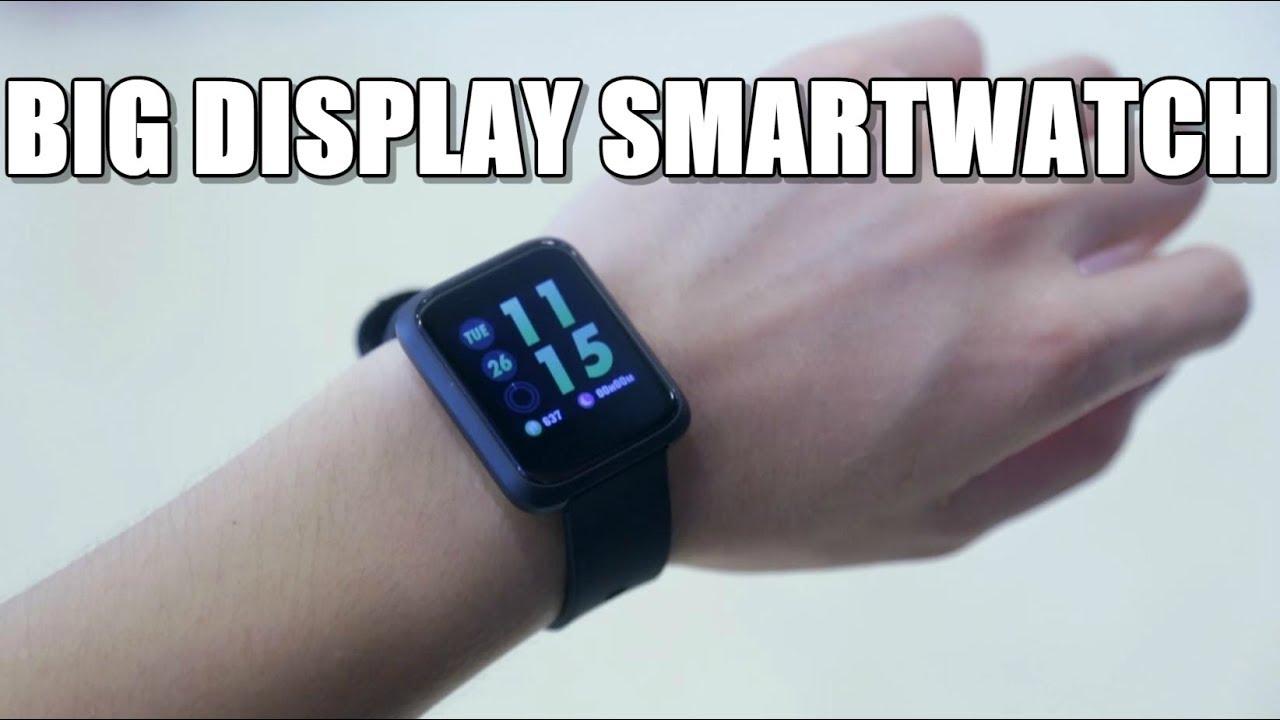 Smartwatch Sport 3 w/ OLED Display - GearBest