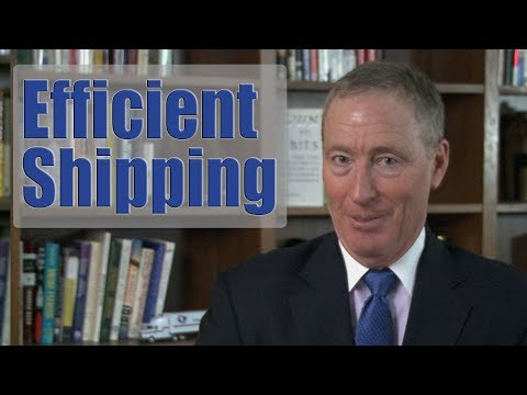Efficient Shippers will Pay Less to Move Freight in 2018's Perfect Storm
