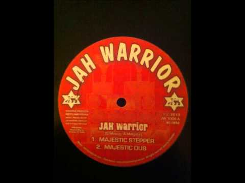 Jah Warrior - Majestic Stepper / Majestic Stepper Dub