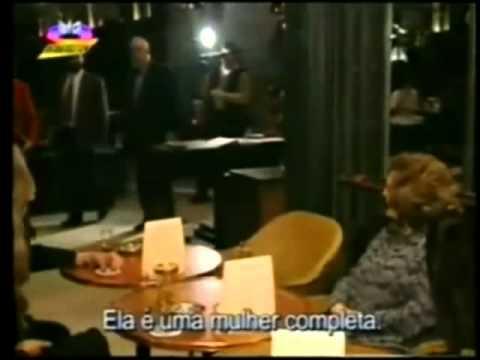 Amália e Anthony Quinn O Reencontro