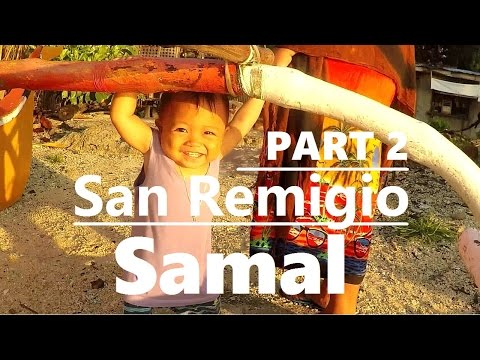 4-Day Solo Trip, San Remigio, Samal (Part 2)