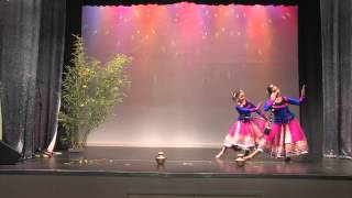 Ann Marie & Sneha Cinematic Dance - Chelmsford Indian Association