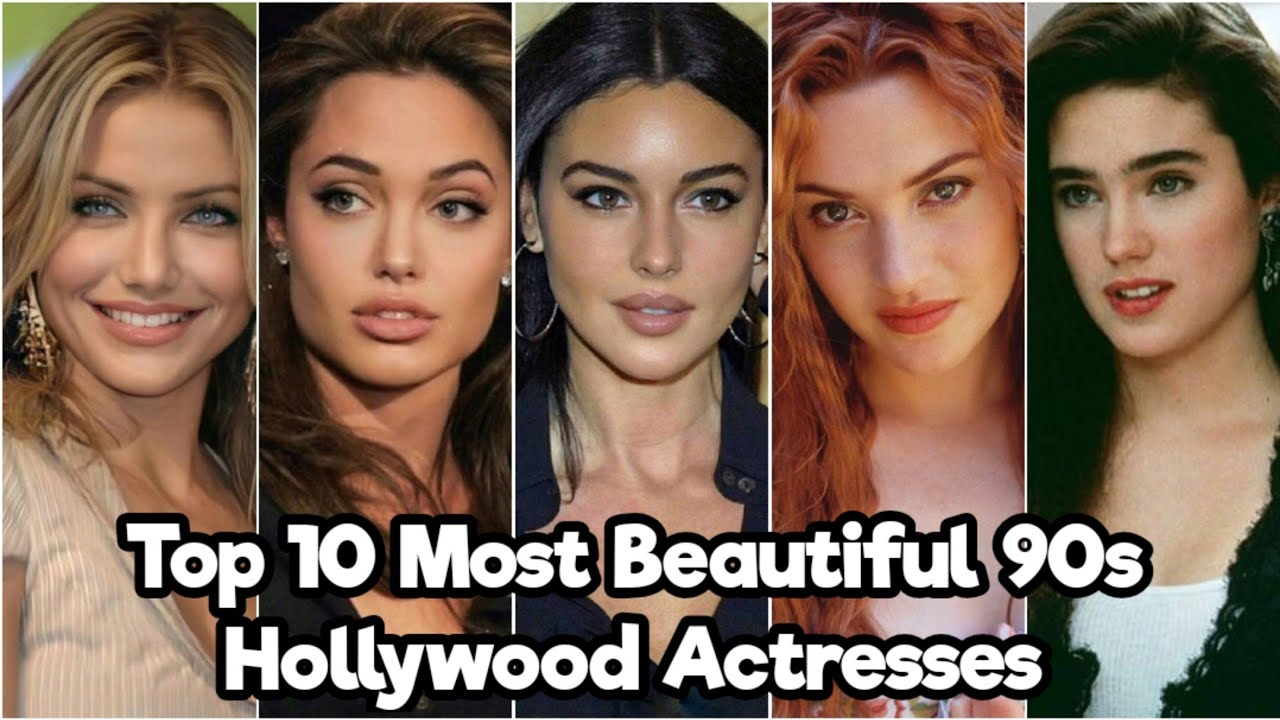 Actress hollywood most cute Top 10