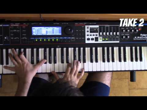 how to play numb on keyboard