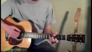 Jack Johnson - Do You Remember Guitar