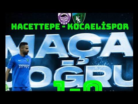 Hacettepe - kocaelispor (Gol 90+5) Benhur Keser 26.12.2020 | Kocaelispor Sevdası
