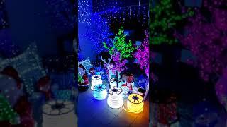 Светодиодные фигуры, гибкий неон, акриловые фигуры, новогоднее оформление Эйджи(, 2017-11-12T23:29:00.000Z)