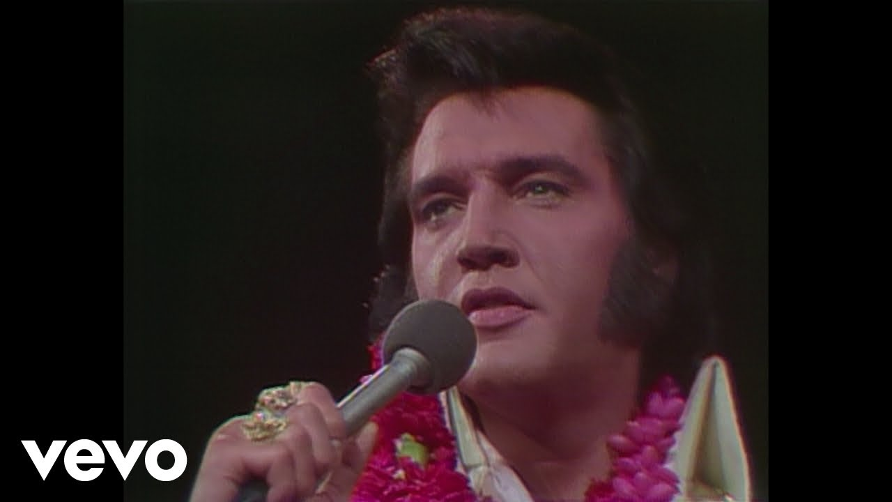 Elvis Presley - You Gave Me A Mountain (Aloha From Hawaii, Live in Honolulu, 1973)