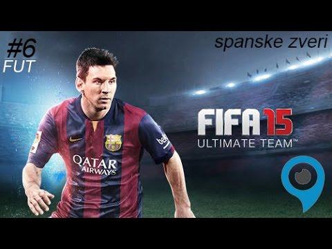 FIFA 15 Ultimate Team •SESTA EPIZODA• •Spanske zveri•