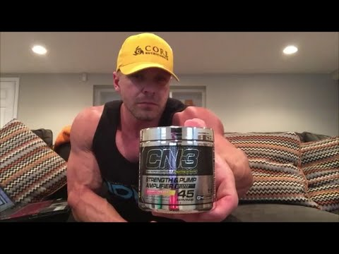 Cellucor CN3 Creatine Nitrate REVIEW with STUDY!! | Tiger Fitness