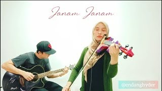 Janam Janam - Dilwale ( violin cover version by Endang Hyder )