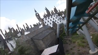 Dragon Challenge, Islands of Adventure, Universal Orlando HD (1080p)